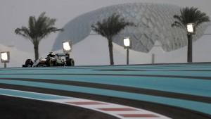 Hamilton mit Tagesbestzeit vor Rosberg