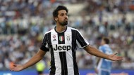 Khedira schießt das goldene Tor für Juventus
