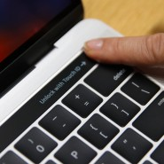 Missbrauch ausgeschlossen: Fingeradrucksensoren identifizieren den Nutzer eindeutig.