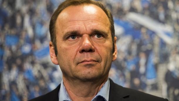 HSV-Präsident Hoffmann wieder Vorstandschef