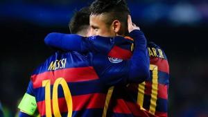 Barcelona ist zu stark für Wenger