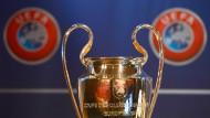 Am 6. Juni 2014 wird der Pokal der Champions League in Berlin vergeben
