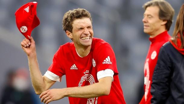 Meister in der Bayern-Liga