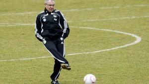 Magath soll den VfL Wolfsburg retten