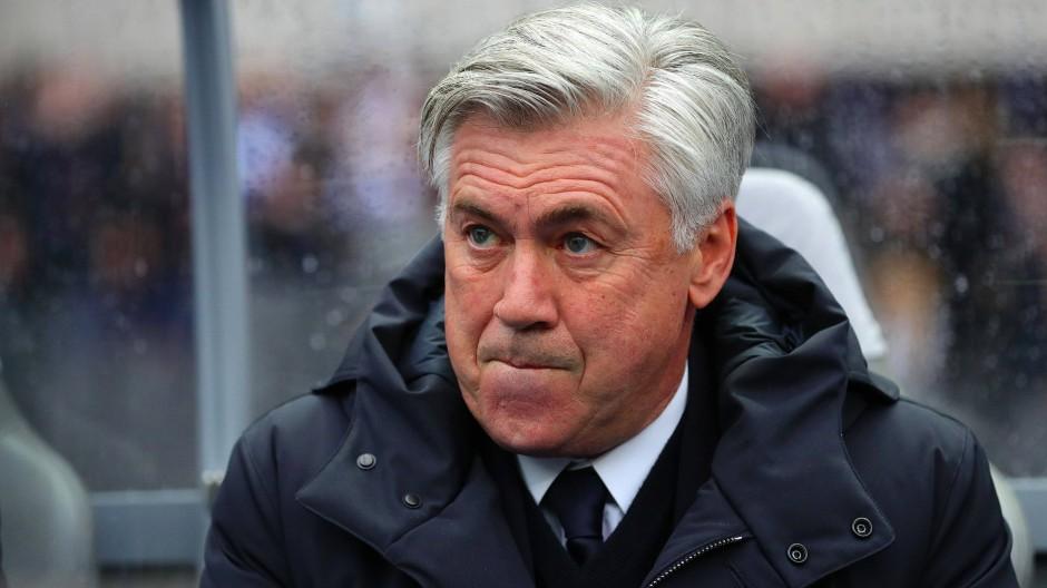 Stinkefinger-Verfahren gegen Ancelotti eingestellt