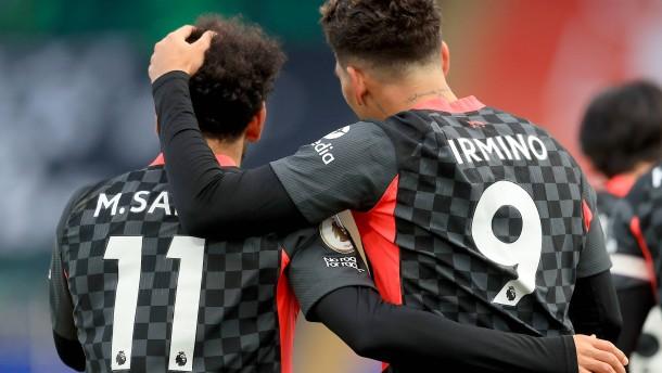 Klopps FC Liverpool gelingt ein Torfestival