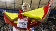 Spaniens erfolgreichste Läuferin ist Geschichte