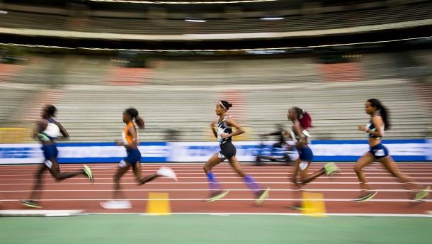 Machtpolitik mit Leichtathletik