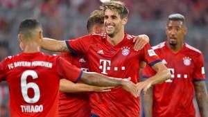 Bayern Münchens neue Lust auf Standards