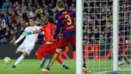 Ronaldo ist der Mann des Abends