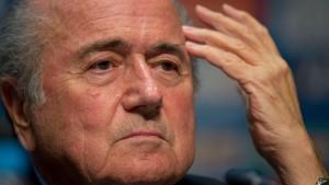 Blatters gefährlicher Ego-Trip