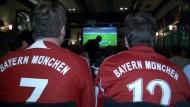 Bayern München nur noch Zuschauer