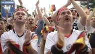 Deutsche Mannschaft begeistert gegen Portugal