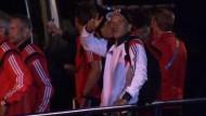 DFB-Elf kehrt ins Teamhotel zurück