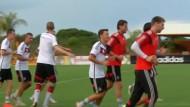 Deutsche Mannschaft fiebert Finale gegen Argentinien entgegen