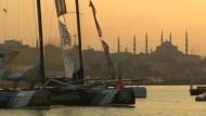 Neuseeländische Segler gewinnen vor Istanbul