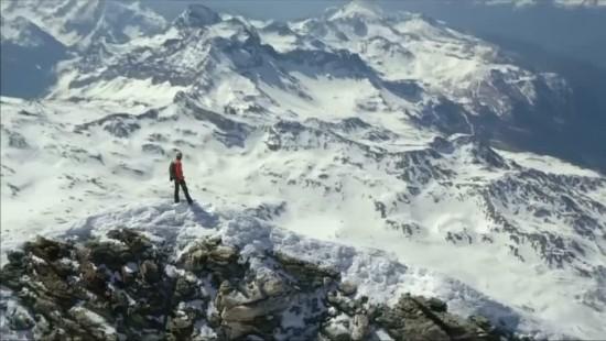 Schweizer bricht Geschwindigkeitsrekord auf Matterhorner Nordwand