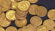 Gold aus der Nazi-Zeit gibt Forschern Rätsel auf