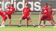 FC Bayern zurück in München