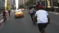 Auf dem BMX durch die Straßen von New York