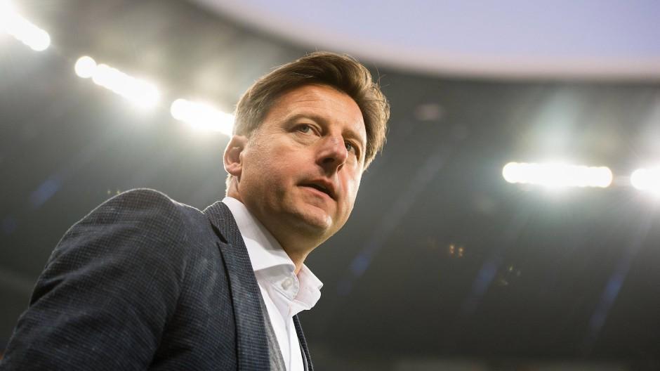 Etabliert in Polen: Kosta Runjaic ist Trainer bei Pogon Stettin.