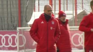 FC Bayern nach Testspiel-Niederlage zurück im Alltag