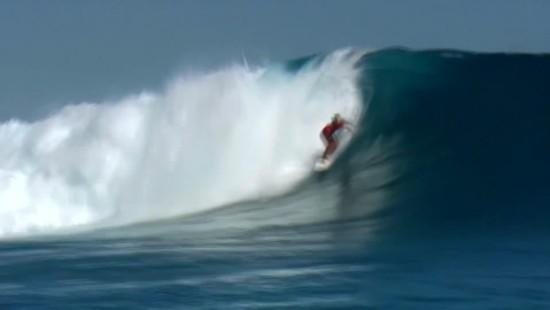 Surf-Profis rocken Fiji Pro 2016