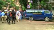 Zahlreiche Tote nach Geiselnahme in Bangladesch