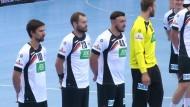 Deutsche Handballer wollen Medaille bei Olympia