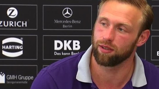 "Harting kritisiert Bach als ""Teil des Doping-Systems"""