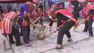 Gayado: Der Sport der alten Inka