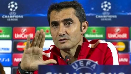 Valverde wird neuer Trainer beim FC Barcelona