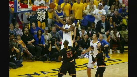 Golden State Warriors zum fünften Mal NBA-Sieger