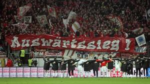 Eintracht Frankfurt und Mainz 05 im großen Vergleich