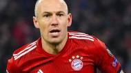 Gehts es für Arjen Robben nach dieser Saison noch in einem anderen Klub als dem FC Bayern weiter?