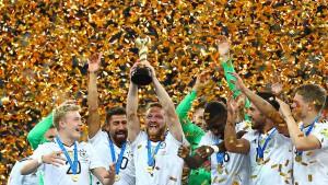 Der deutsche Fußball funkelt