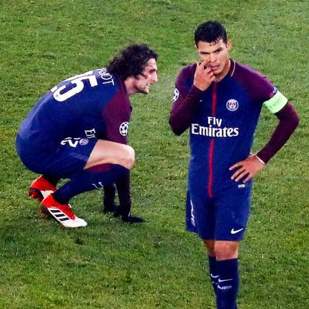 Champions League Paris Verliert Gegen Real Madrid 12