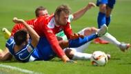 Fürth startet mit Sieg gegen Karlsruhe