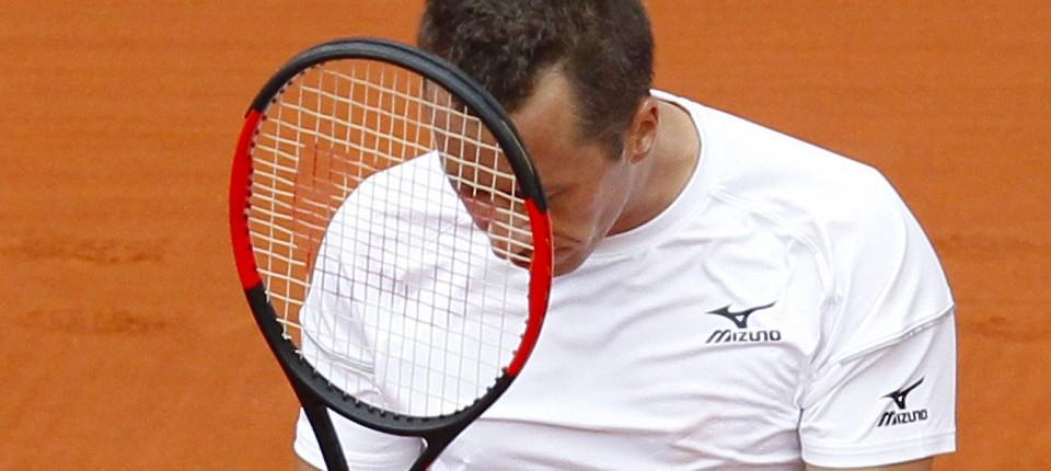 Tennis Deutschland Verliert Davis Cup Gegen Spanien
