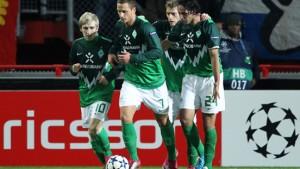Bremen bleibt im Wettbewerb