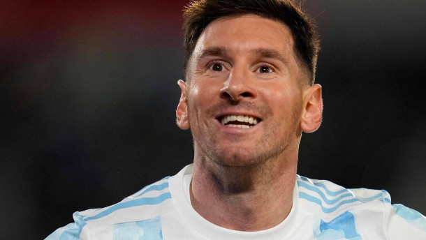 """Tränen bei Messi nach """"einzigartigem Moment"""""""