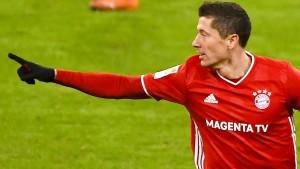 Was wären die Bayern nur ohne Lewandowski?