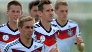 Heiße Phase fürs DFB-Team beginnt