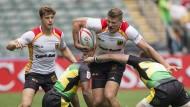 Perfekter Start für deutsches Rugby-Team