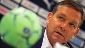 Bundestrainer Gislason schlägt Alarm