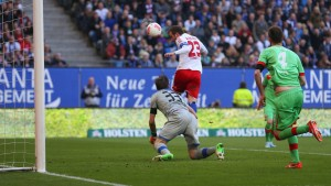 Van der Vaart lässt Hamburg hoffen