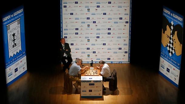 Schach mit Ansage