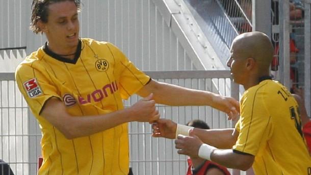 Subotic schießt Dortmund zum zweiten Auswärtssieg