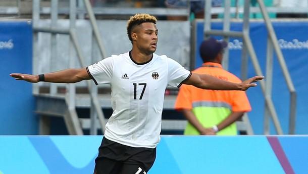 Spätes 3:3 der Deutschen gegen Südkorea