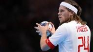Mikkel Hansen und die Dänen wollen im eigenen Land den Titel verteidigen